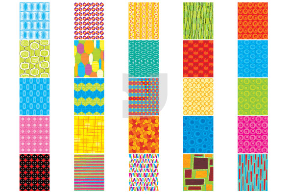 Funkyback Patterns: 11