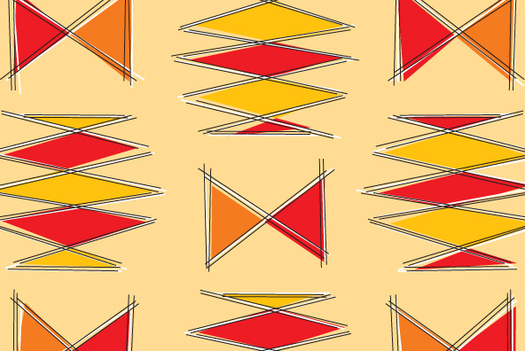 Funkyback Patterns: 14
