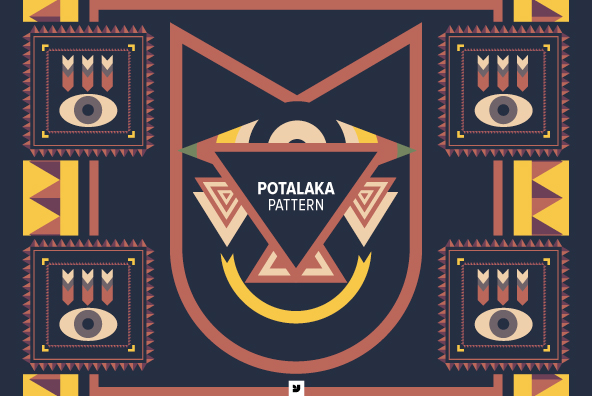 Potalaka Pattern
