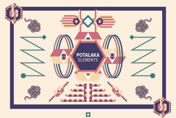Potalaka Icons