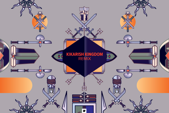 Kikarish Kingdom - Remix