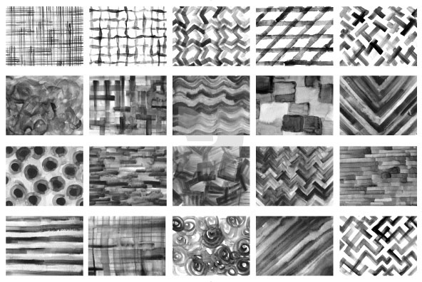 AquaColour: Patterns
