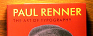 Paul Renner: The Art of Typography