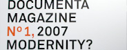 Documenta No. 1: Modernity?