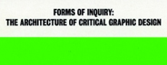 Forms of Inquiry