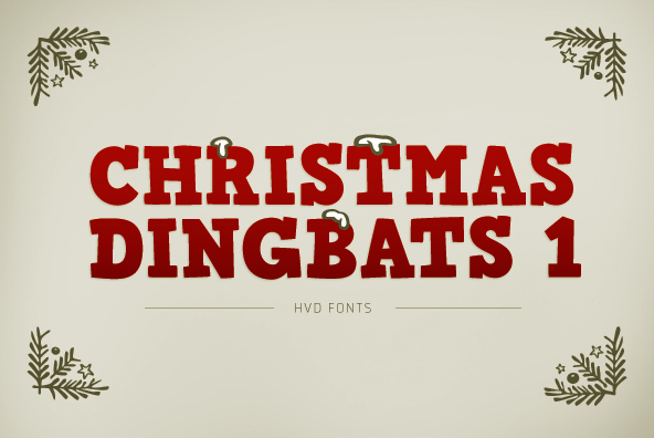 Christmas Dingbats 1
