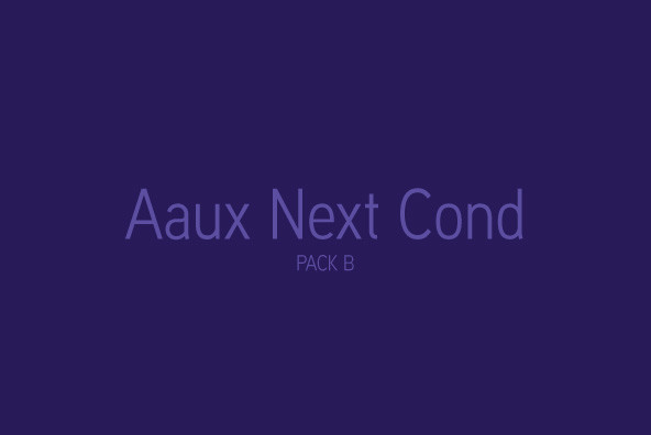 Aaux Next Cond Pack B