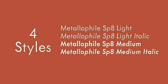 Metallophile Sp8