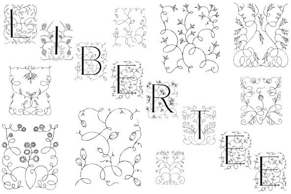 Libertee and Libertee Ornaments