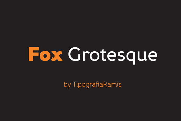 Fox Grotesque