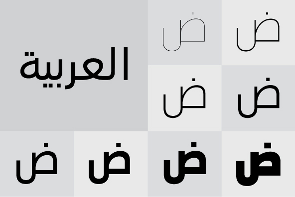 PF DIN Text Arabic