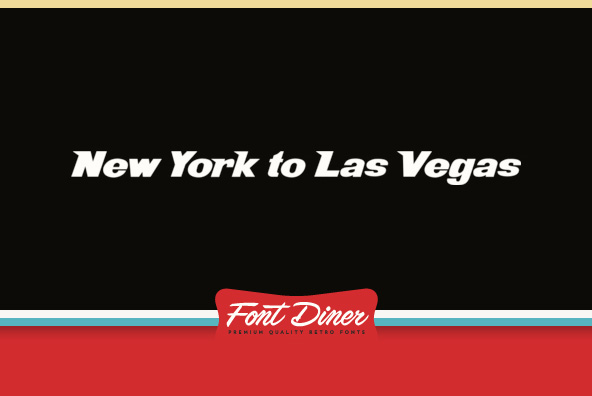 New York to Las Vegas