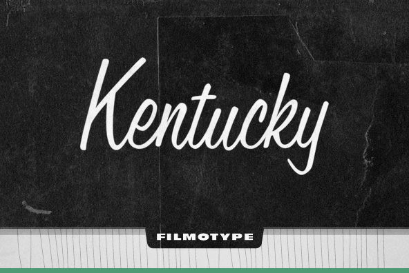 Filmotype Kentucky