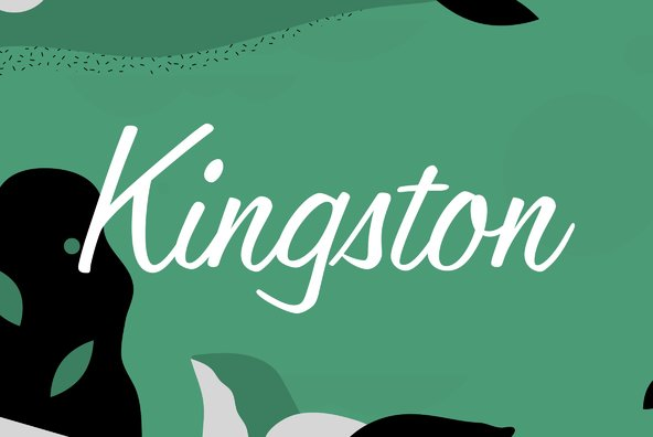 Filmotype Kingston