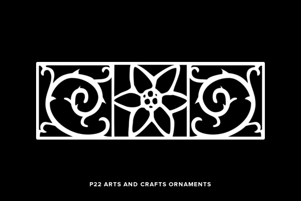 P22 Arts And Crafts Ornaments