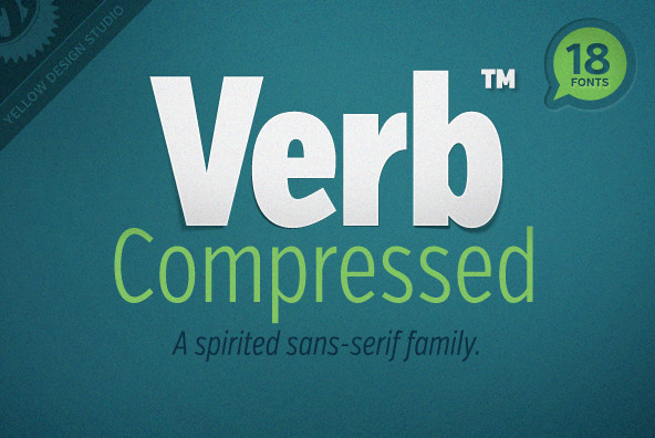 Verb Compressed